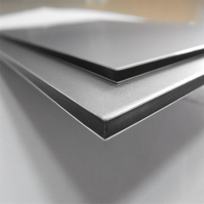 Placa aluminio composite ippon dibond alucobond aliplas for Panel sandwich aluminio