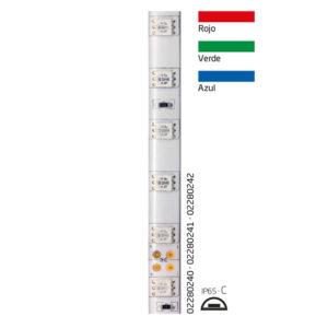 tira-flexible-led-al-colored-smd-5060-60-led-m-144-w-m-24-vdc