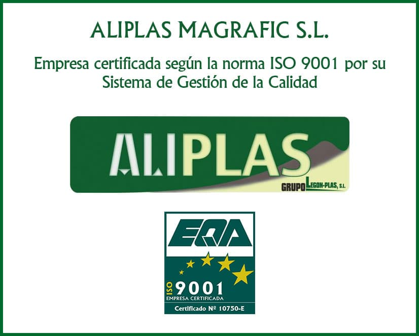 Aliplas-empresa-certificada-ISO-9001